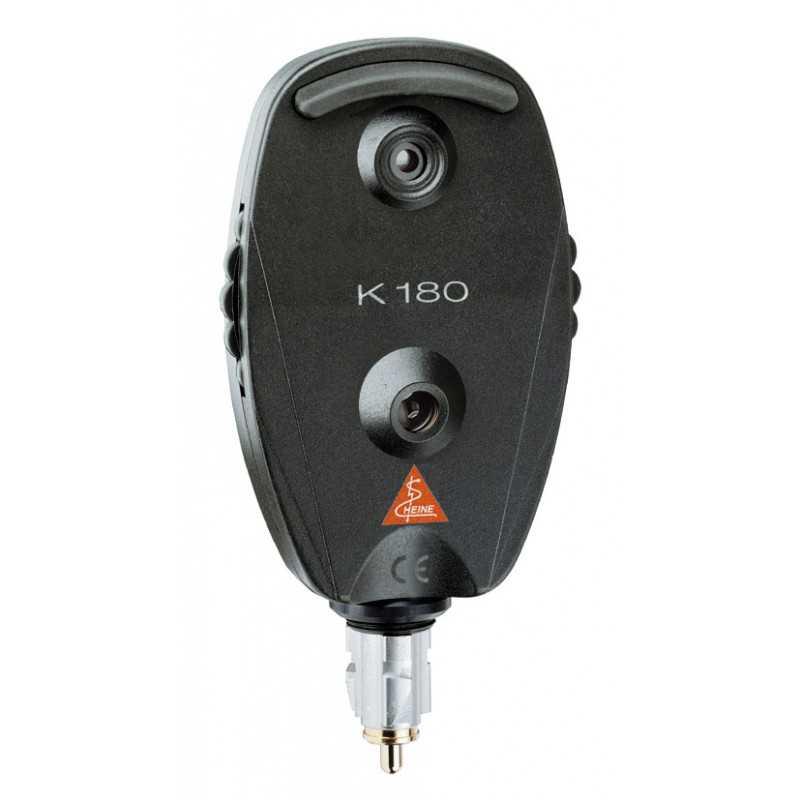 Ophtalmoscope HEINE K 180 XHL 3.5V avec filtre bleu
