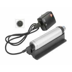 Poignée rechargeable HEINE BETA 4 USB avec câble USB avec bloc d'alimentation