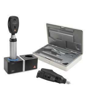 Trousses ophtalmologiques HEINE BETA 200 LED avec chargeur de table NT 4