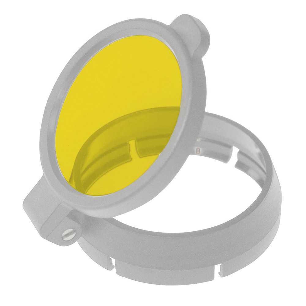 Filtre jaune pour HEINE ML4 LED