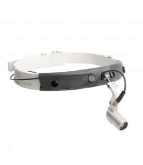 Lampe frontale HEINE MicroLight 2 sur Bandeau Léger Lightweight